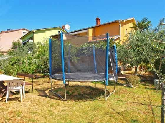 Rasenfläche im Garten - Objekt 160284-158