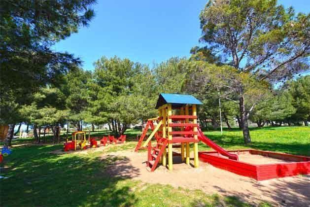 Strand MUP Valbandon - Spielplatz - Objekt 160284-165