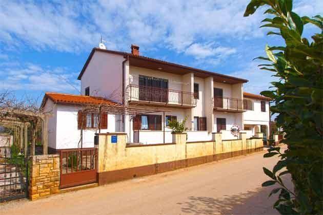 das Haus mit den beiden Ferienwohnungen - Objekt 160284-165
