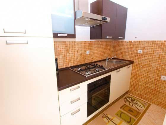 FW1 Küchenzeile - Objekt 160284-165