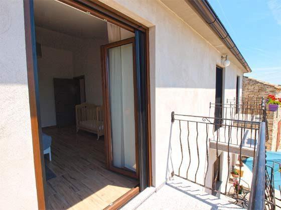 einer der 3 Balkone - Bild 2 - Objekt 160284-169