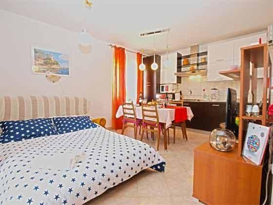Wohnküche mit Schlafsofa - Objekt 160284-179