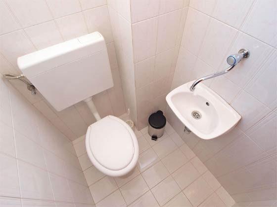Gäste-WC - Objekt 160284-180