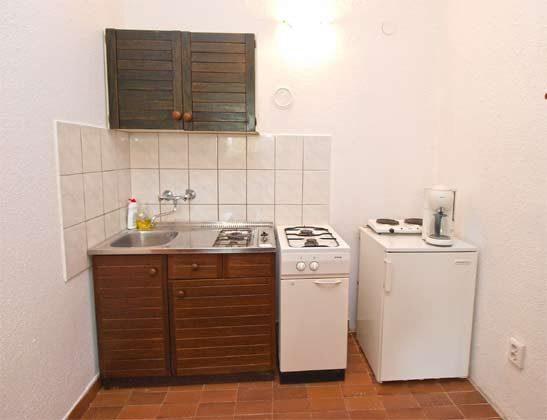 FW1 kleine Küchenzeile - Objekt 160284-190