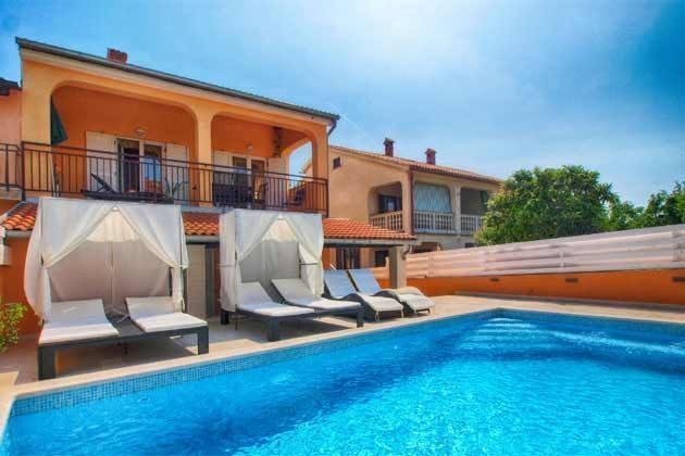 Haus und Pool  - Bild 1 - Objekt 160284-193