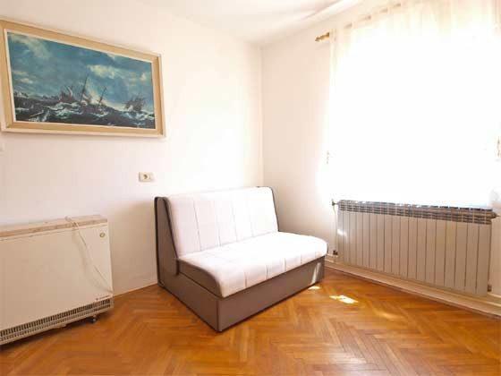 zusätzlicher Schlafplatz im Schlafzimmer  - Objekt 160284-196