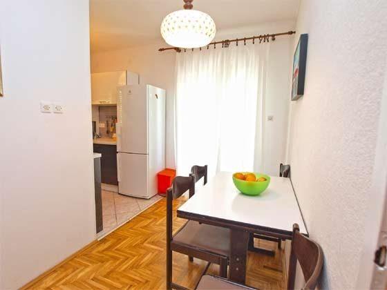 A2 Essplatz vor der Küche - Objekt 160284-19
