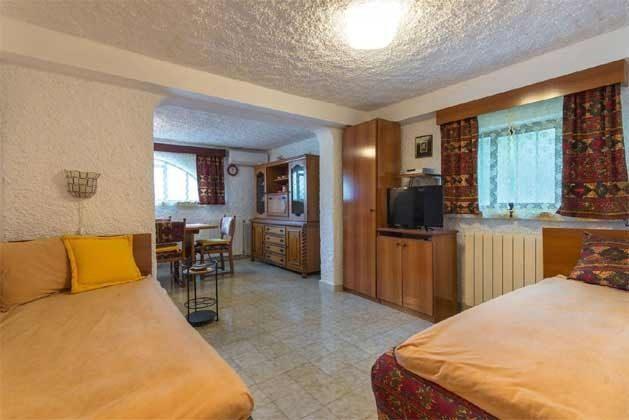 Wohnküche im Souterrain - Bild 1 - Objekt 160284-221