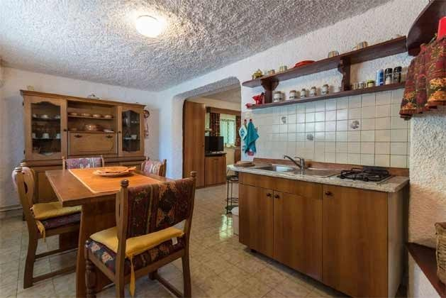 Wohnküche im Souterrain - Bild 2 - Objekt 160284-221