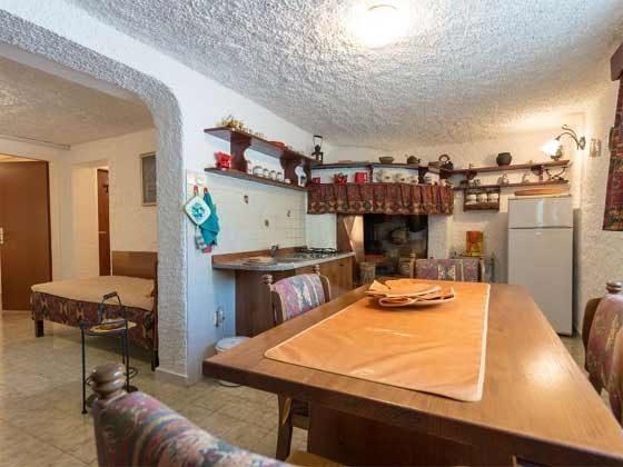 Wohnküche im Souterrain - Bild 3 - Objekt 160284-221