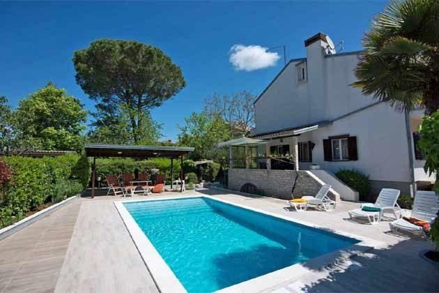 Ferienhaus und Pool - Bild 2 - Objekt 160284-221