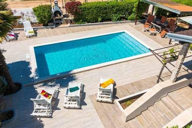 Blick auf den Pool - Objekt 160284-221