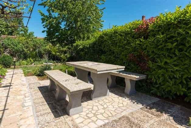 Sitzplatz im Garten - Objekt 160284-221