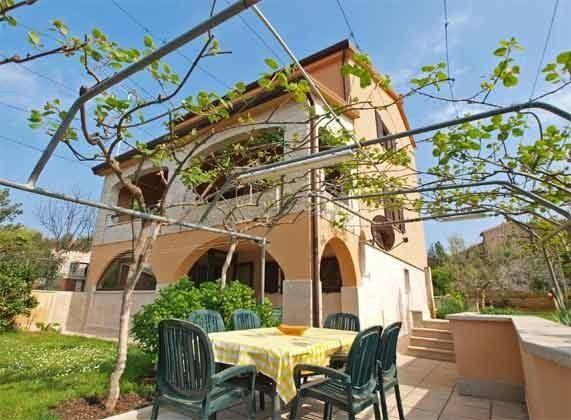 Terrasse im Garten - Bild 1 - Objekt 160284-233