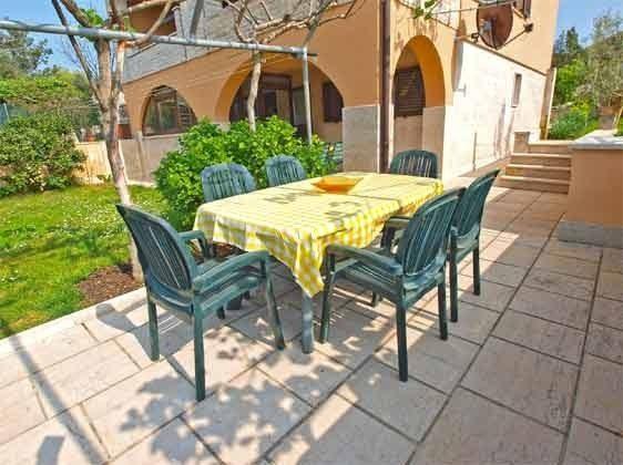 Terrasse im Garten - Bild 2 - Objekt 160284-233