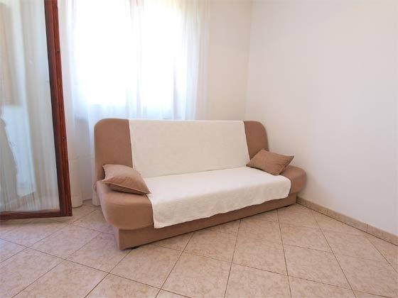 A1- Schlafsofa in der Wohnküche - Objekt 160284-235