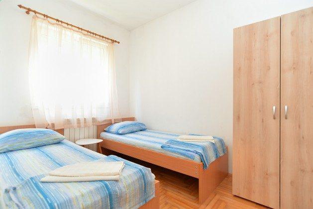Schlafzimmer mit 2 Einzelbetten A1-A4 - Beispiel 2 - Objekt 160284-236