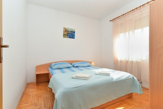 Schlafzimmer mit Doppelbett A1-A4 - Beispiel 1 - Objekt 160284-236
