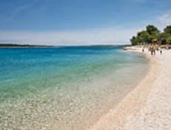 Strand von Stinjan