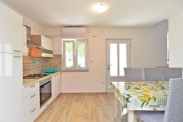 Küche und Terrassentür - Objekt 160284-240