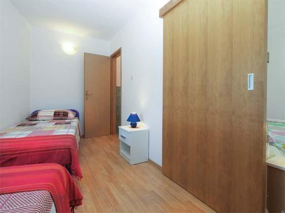 Schlafzimmer mit 2 Einzelbetten - Bild 3 - Objekt 246