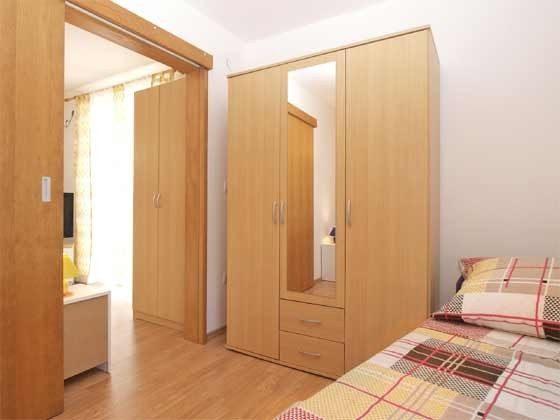 Schlafzimmer mit 2 Einzelbetten - Bild 1 - Objekt 246