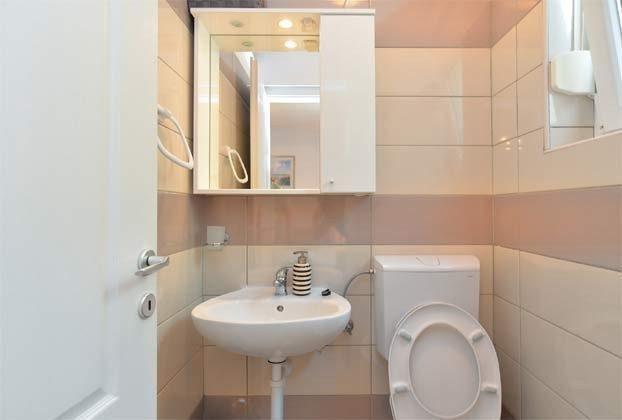 Gäste-WC - Objekt 160284-248