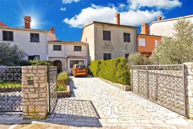 Ferienwohnung Istrien mit Wandergegend