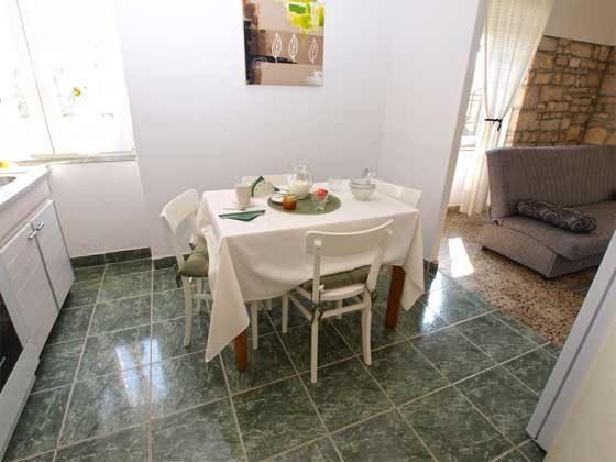 Essplatz in der Küche - Objekt 160284-259