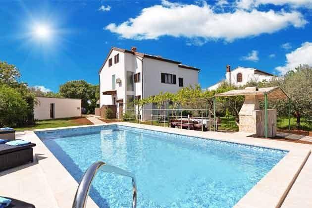 Ferienhaus, Pool und Grillterrasse - Objekt 160284-261