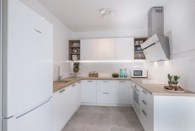 Küchenzeile im Wohnbereich - Objekt 160284-277
