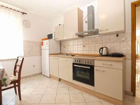 FW1 Küchenzeile - Objekt 160284-280