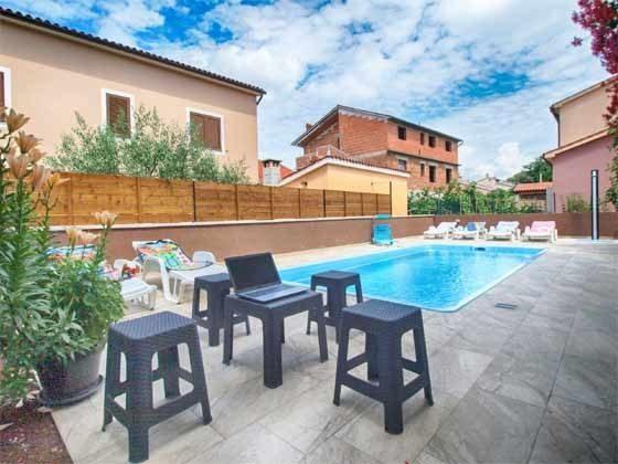 Pool und Poolterrasse - Bild 1 - Objekt 160284-280