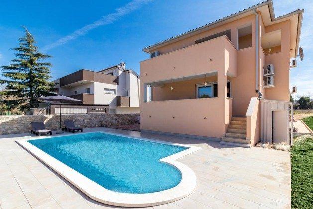 Ferienhaus und Pool - Objekt 160284-283