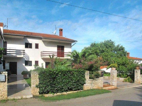das Haus Straßenseite - Objekt 160284-294