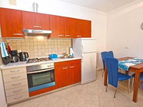 A2 Küchenzeile im Wohnraum - Objekt 160284-29