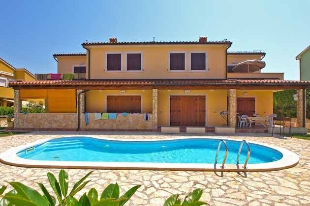 Haus mit Pool, Apartments linke Seite - Objekt 160284-29