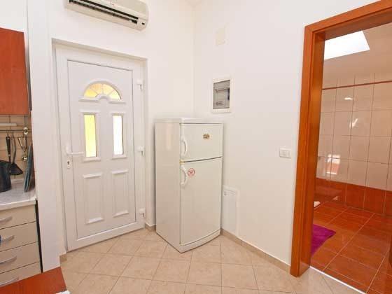 A1 Eingang zum Wohnraum - Objekt 160284-29