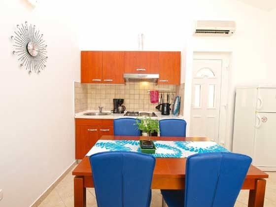 A1 Küchenzeile im Wohnraum - Objekt 160284-29