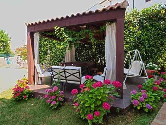 Gartenpavillon - Bild 1 - Objekt 160284-315