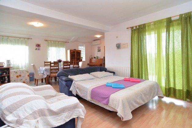 FW 5 Sofabett in der Wohnküche - Objekt 160284-339