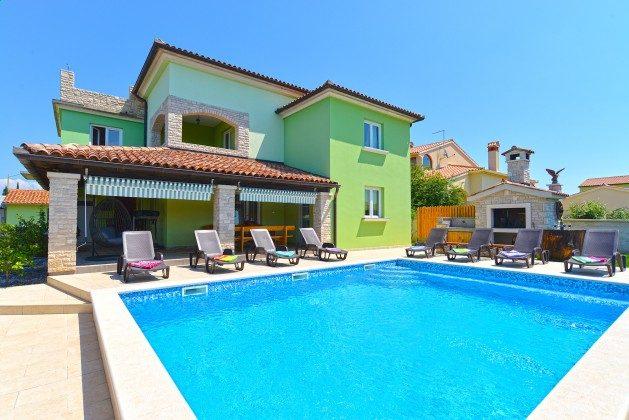 Ferienhaus und Pool  - Bild 2 - Objekt 160284-344