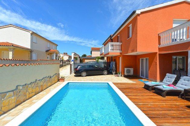 Ferienhaus und Pool -. Bild 2 - Objekt 160284-347