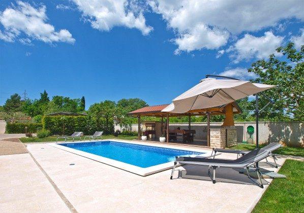 Pool und Grillterrasse - Bild 1 - Objekt 160284-248