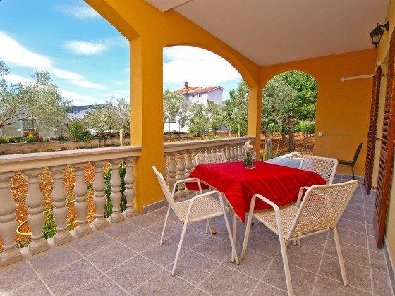 balkon Richtung Pool - Objekt 160284-361