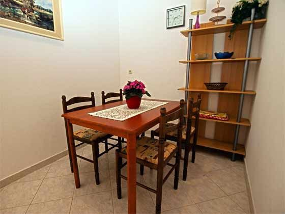 A1 Esspaltz in der Wohnküche - Objekt 160284-37