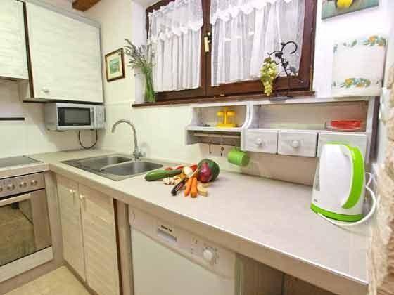 FW 1 Küchenzeile - Objekt 160284-47