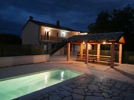 der Pool bei Nacht - Objekt 160284-60