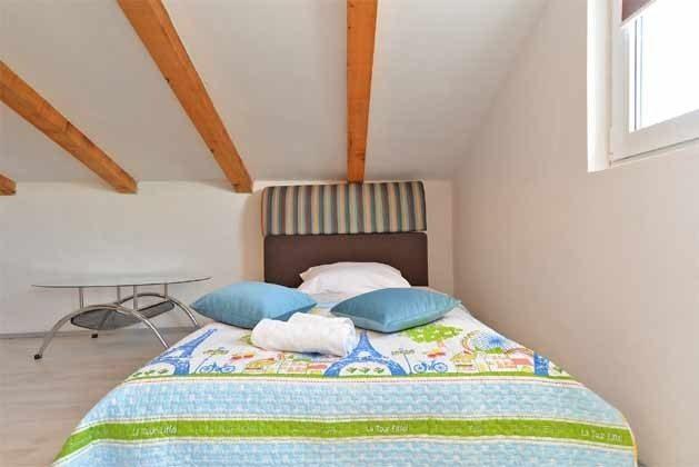 Einzelbett in der Wohnküche OG - Objekt 160284-71