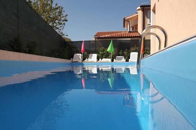 Appartment Istrien mit Badeurlaub-Möglichkeit